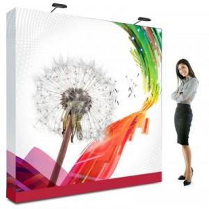 Stand parapluie en tissu 3x3